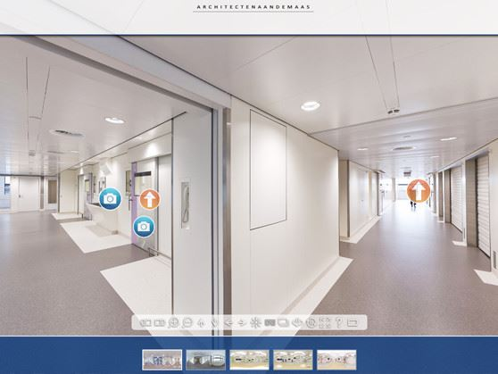 Take a virtual tour at MUMC