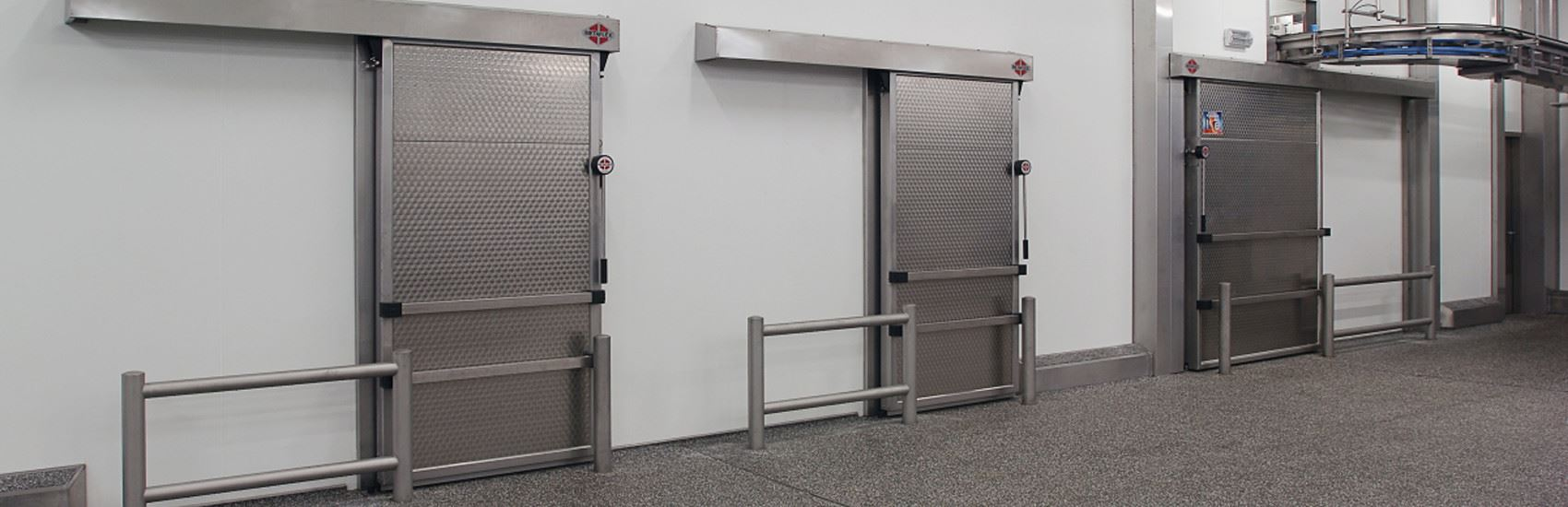 View cold chain doors