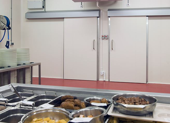 Food Care doors